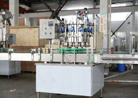 Count Pressure System Reliable Aluminum Can Filling Machine For Carbonated Cola Energy Drinks