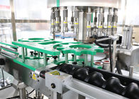 Rotary Type Opp Labeling Machine Bottled Water Juice Carbonated Drinks Hot Melt Glue