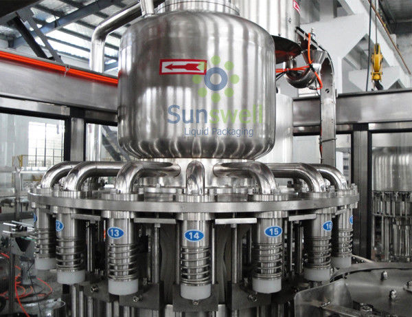 Pet Bottled  Apple  Orange Juice Filling Machine